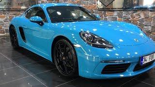 Download 2017 Porsche 718 Cayman Şeffaf Kaplama Video