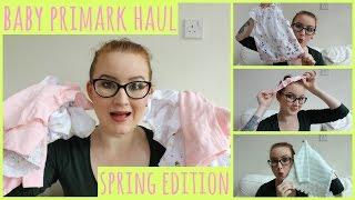 Download Baby Primark Haul ♥ Spring Edition! Video