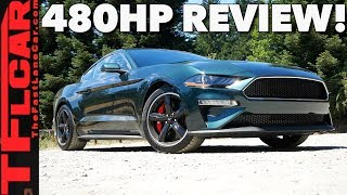 Download Here's Why the 2019 Ford Mustang Bullitt Will Blow Your Mind! Video