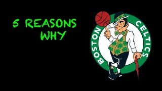 Download 5 Reasons Why the Celtics will WIN the 2019 NBA Championship Video