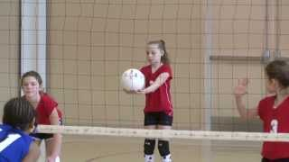 Download St. James 4th Grade Volleyball (Bronstrop) on 2/8/2014 Video