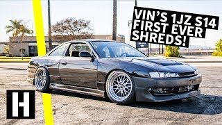 Download First Shakedown in Vin's 1JZ S14, Your Favorite $350 BMW, and Ken Block's BIG Reveal Video