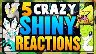 Download TOP 5 BEST SHINY Pokemon REACTIONS! (SEPTEMBER COMPILATION) | Jason Plays Pokemon Video