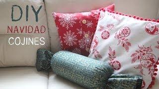 Download #DIY Navidad: Cómo hacer cojines navideños para decorar tu casa. Video