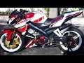 Download Video Modifikasi Motor Yamaha New Vixion Lighting Striping Keren Terbaru Video