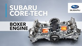 Download Subaru Boxer Engine | Core Technology Video