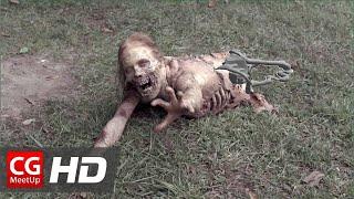 Download CGI VFX Breakdown HD: ″The Walking Dead VFX Breakdown″ by Stargate Studios Video