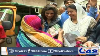 Download PTI start campaign in NA 120 Video