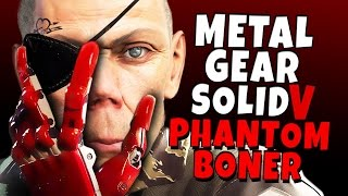 Download Metal Gear Solid 5: Phantom Pain - Prologue and Character Creation Video