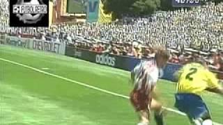 Download Brasil 1 vs Usa 0 Mundial Usa 1994 8° Final FUTBOL RETRO TV Video