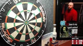 Download Rattlesnake vs 1 darts -WDA Darts Video