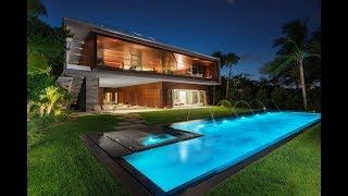 Download Ultra Modern Architectural Masterpiece in Miami Beach - Lifestyle Production Group Video