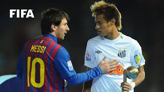 Download Club Classic: Messi, Barca rout Neymar, Santos Video