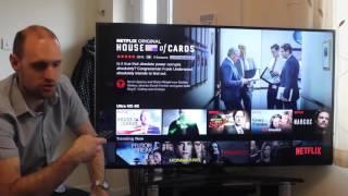 Download AO Samsung UE55KU6000 4K Ultra HD Smart TV Review Video