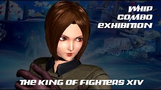 Download KOF XIV Whip Combo Exhibition (2.0-2.01) Video