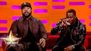 Download Kevin Hart Explains Why Ice Cube Sounds Irish – The Graham Norton Show Video