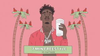Download 21 Savage - 7 Min Freestyle Video