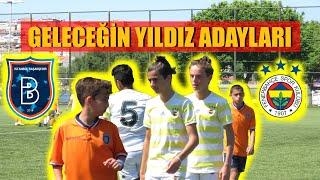Download BAŞAKŞEHİR - FENERBAHÇE TFF U13 LİGİ MAÇ ÖZETİ Video
