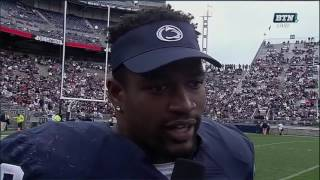 Download Jason Cabinda Interview - Penn State Spring Football Video