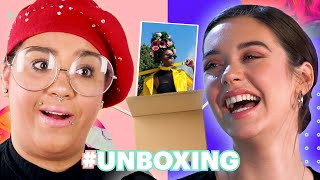 Download Mystery Box Modeling Challenge Feat. Amanda Steele Video