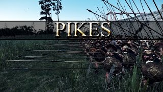 Download Total War Rome 2 Mechanics: Beating pikes from the front Video