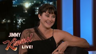 Download Shailene Woodley Reveals Everyone Vomited on Set Video
