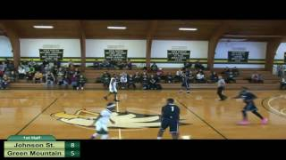 Download Johnson State vs. Green Mountain NCAA Men's Basketball Video