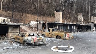 Download Gatlinburg After the Fire - Massive Wildfire Devastates Town Video