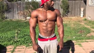 Download @JayeHardBody Posing and Flexing On FRESH-OUT Movie Set Pt. 2 Video