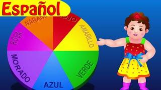 Download ¡La Canción de Los Colores! | Canciones infantiles en Español | ChuChu TV Video