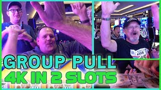 Download ✋💰 Betting $4,000 on 2 HIGH LIMIT Slot Machines 🎰🎰 Fruit Machine Pokies w Brian Christopher Video