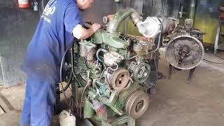 Download Motor Mercedes-Benz OM 355/5A 1525 Video