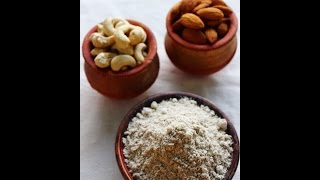 Download Health mix powder for kids-made with Nuts,cereals and pulses Video