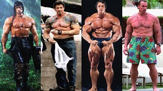 Download Arnold Schwarzenegger Vs Sylvester Stallone Transformation ★ 2018 Video