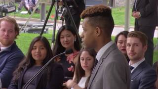 Download Harvard Male Orator Jonathan Roberts | Harvard Commencement 2017 Video