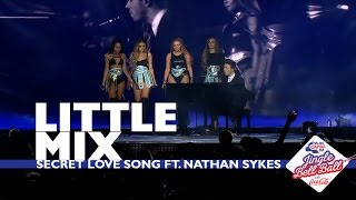 Download Little Mix ft. Nathan Sykes - 'Secret Love Song' (Live At Capital's Jingle Bell Ball 2016) Video