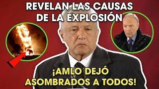 Download AMLO Revela La Causa de la Explosión en Tlahuelilpan, Hidalgo ¡Fuertes Declaraciones! Video
