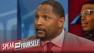 Download Whitlock 1-on-1: Ray Lewis would have tried to hit Cam Newton like a RB | SPEAK FOR YOURSELF Video