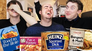 Download The Most Weirdly Named English Foods!! Video