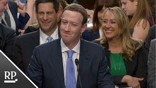 Download Fünf Stunden im Kongress: Die fünf peinlichsten Momente für Mark Zuckerberg Video