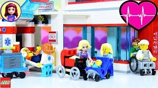 Download Lego City Hospital Build Review - Kids Toys Video