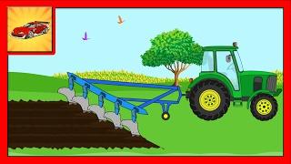 Download Desene Animate pentru Copii. Tractorul la Ferma Video