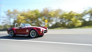 Download Factory Five Shelby Cobra: A Retirement Replica Roadster Video