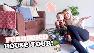 Download FURNISHED HOUSE TOUR 2019! Video