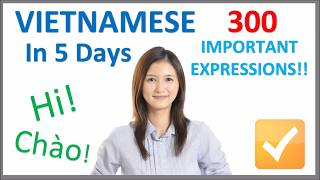 Download Learn Vietnamese in 5 Days - Conversation for Beginners Video