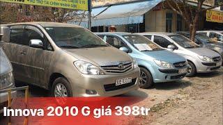 Download ( da ban )Oto 7 chỗ quá rẻ | Chiếc Toyota Innova 2010 G xịn ✔️ Video