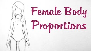 Download How to Draw Manga: Female Body Proportions Video