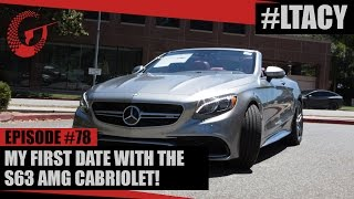 Download MY FIRST DATE WITH THE S63 AMG CABRIOLET! LTACY - Episode 78 Video