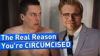 Download The Real Reason You're Circumcised - Adam Ruins Everything Video
