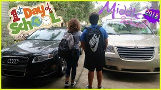 Download FIRST DAY OF SCHOOL :VLOG #10 Video
